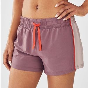 Fabletics Marley Shorts in Rouge, Dusty Rose!